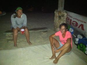Sanne and Mariah
