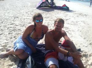Jesper and Mariah