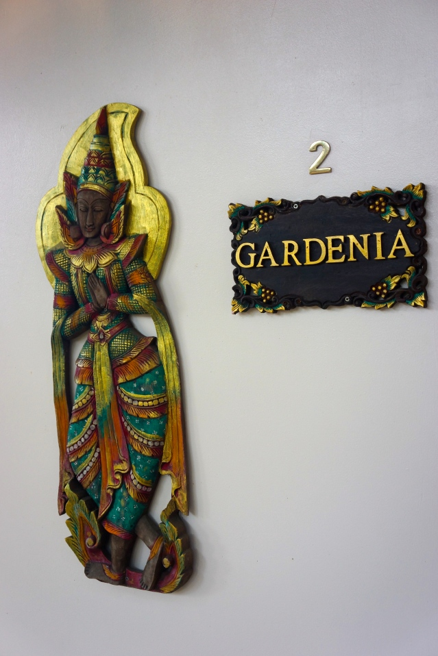 Our room, The Gardenia