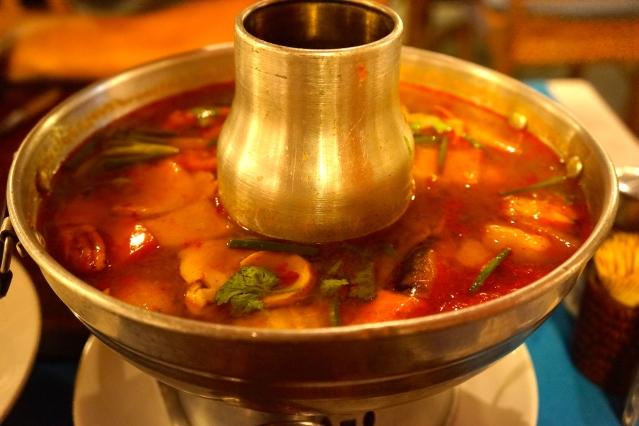 Shrimp Hot Pot